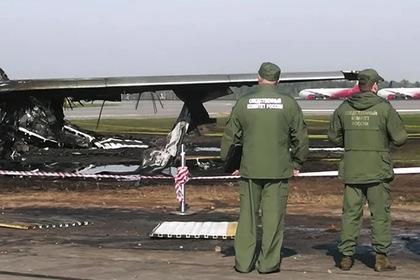 В докладе о катастрофе SSJ-100 нашли «незамеченную деталь»