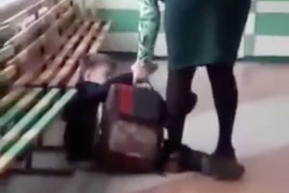 Российскую учительницу наказали за избиение ученика