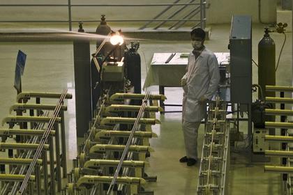 Иран максимально обогатит уран