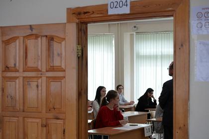 Российский школьник получил ноль баллов на ЕГЭ из-за ручки