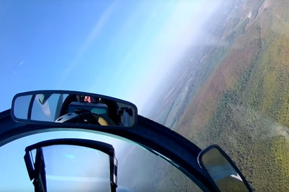 Воздушный бой на сверхзвуке Су-27СМ3 и Су-30М2 показали на видео