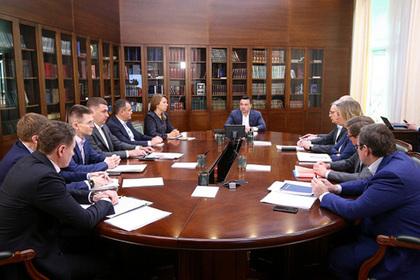 Воробьев оценил инвестиционный климат Подмосковья