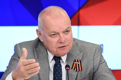 Телеведущий Киселев поплатился на миллионы из-за беспечности