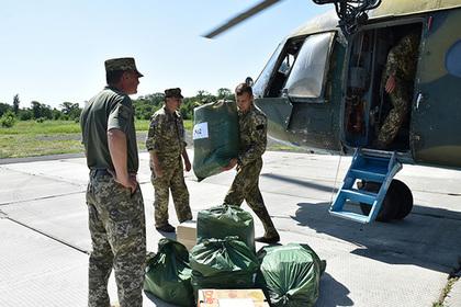 Литовцы изучили опыт украинских военных в Донбассе