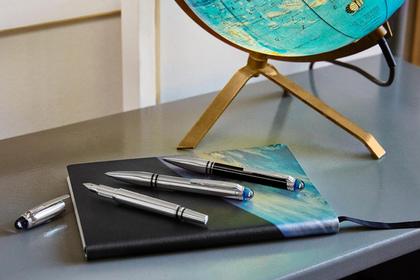 Астронавт Лерой Чиао придумал «космическую» ручку
