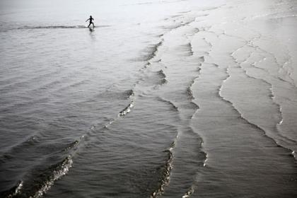 Мужчина прогулялся по пляжу босиком и подцепил опасную инфекцию