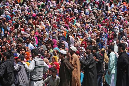 Предсказана численность населения Земли к концу века