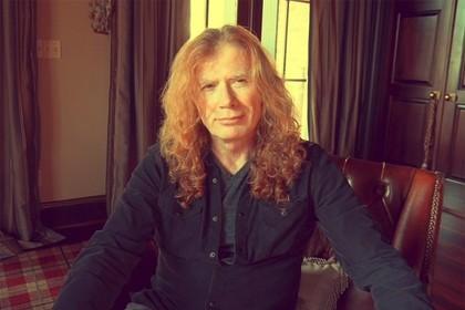 У лидера Megadeth обнаружили рак горла