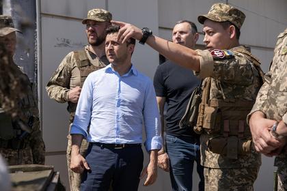 Зеленский захотел ужесточить антироссийские санкции
