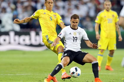 Футболист сборной Украины допустил переезд в Россию