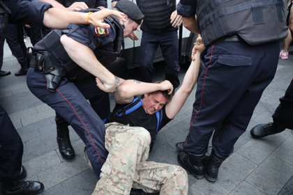 В России ограничили основания для отказа в митинге