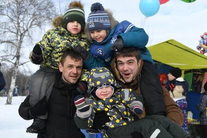 Россиянки поверили в способность мужчин быть хорошими отцами