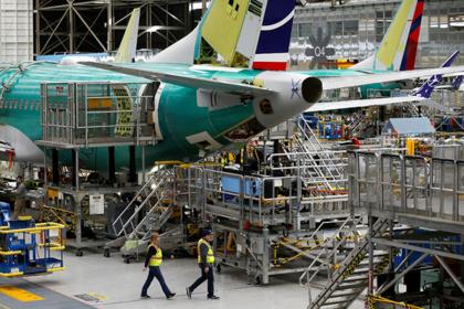 Проблемный самолет оставил Boeing без клиентов