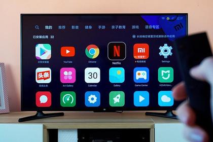 Xiaomi начала продавать телевизоры в России
