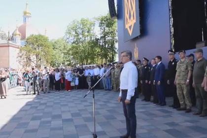 Депутат Рады публично назвал украинских военных боевиками