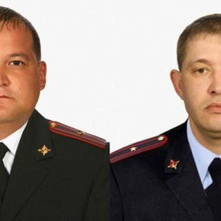 Альберт Самигуллин и Виталий Мустафин