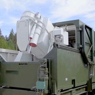 Боевой лазерный комплекс «Пересвет»