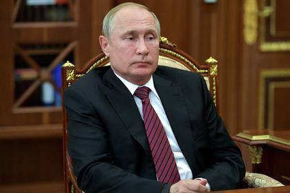 Владимир Путин Фото: Алексей Дружинин / РИА Новости