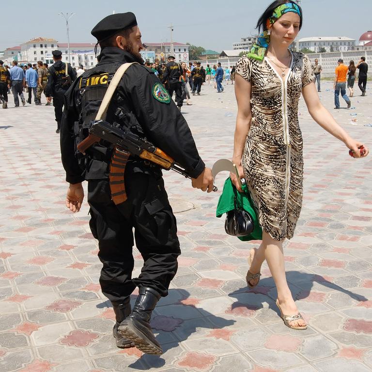 работа для кавказских девушек