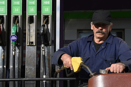 В России резко подорожал бензин