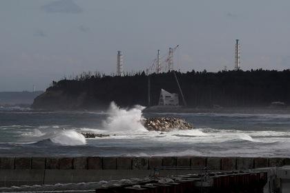 На Японию накатило небольшое цунами