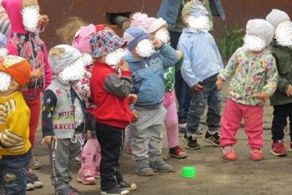 Российские воспитатели надели ребенку трусы на голову