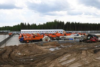 Строящийся экотехнопарк «Шиес» открыли для посетителей