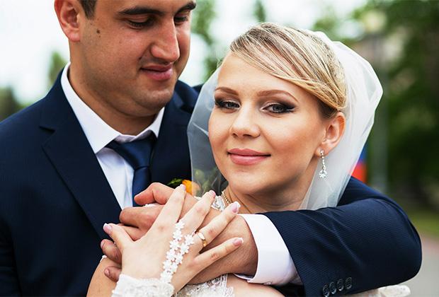 Свадьба Елены и Арама Мачкалянов