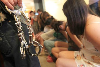 В Испании задержали продавцов украинских секс-рабынь