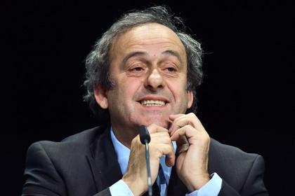 Бывший президент УЕФА Платини освобожден