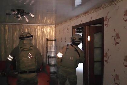 Масштабные обыски по делу о финансировании террористов прошли по России