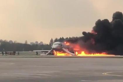 Полицейских из Шереметьево поймали на сливе видео катастрофы SSJ-100