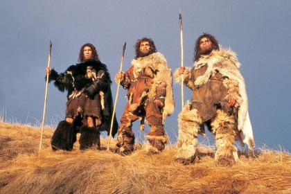 В людях нашли неизвестные «куски» неандертальцев