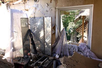 Украина нанесла массированный удар по Донецку