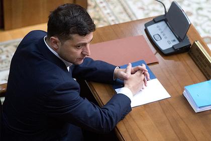 Минобороны Украины запуталось в призывах Зеленского в армию
