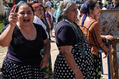 Стали известны подробности переселения цыган из Чемодановки