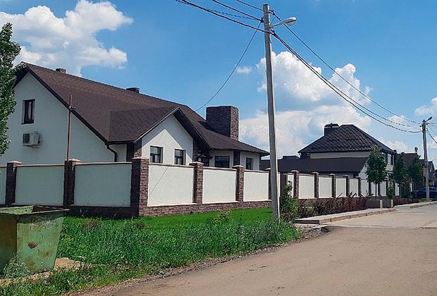 Коттеджный поселок в Салавате, где находится дом семьи Хайруллиных