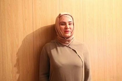Любительницу поиграть с оружием в Instagram наказали в Чечне