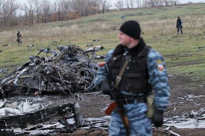 Украина заранее открыла дела против обвиняемых в крушении «Боинга» в Донбассе