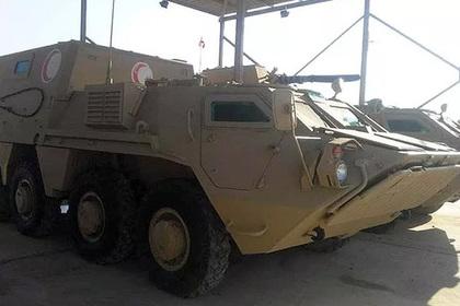 Стало известно о закупке бракованных БТР для украинских силовиков