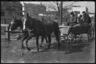 Местные жители во время наводнения. Варшава, Польша, 1940 год.