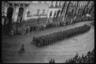 Парад германских войск в оккупированной Варшаве. Польша, 1939 год.