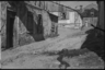 Дома и улица еврейского гетто. Польша, 1940-1941 годы.