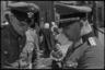 Военные полицейские в еврейском гетто. Польша, 1940-1941 годы.