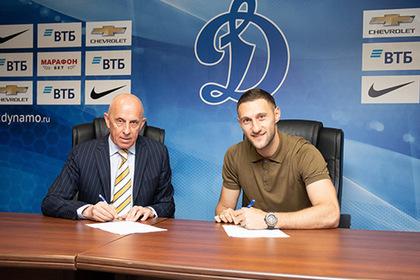 Переход украинского футболиста в российский клуб назвали позором