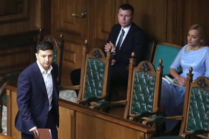 Киевский суд нашел доказательство конституционности указа Зеленского