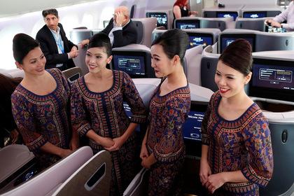 Названа авиакомпания с лучшими в мире стюардессами