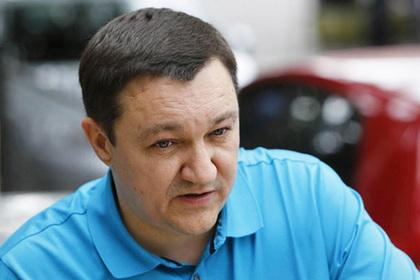 Квартиру погибшего депутата Рады Тымчука ограбили