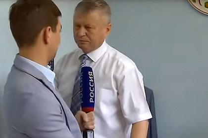 На избившего журналиста российского чиновника возбудили еще одно дело
