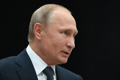 Путин назвал конечную цель нацпроектов